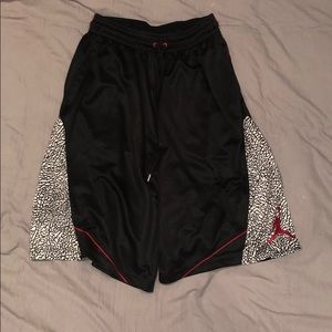 Jordan Brand Basketball Shorts